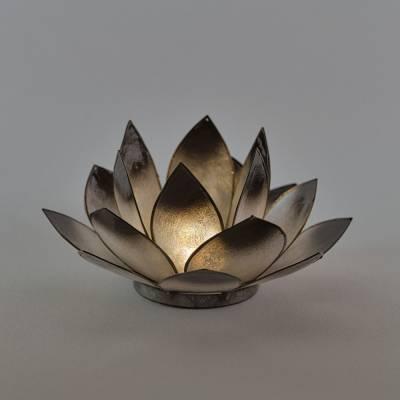 Lotosblüte Lotoslicht Nr.17 schwarz, Gelassenheit - 1